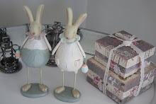 Kaniner, hos ofelias hus!