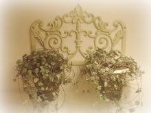 Ornamenterad krukhållare....