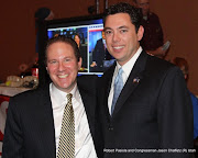 Robert Paisola and US Congressman Jason Chaffetz