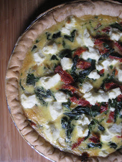 Cooking and eating in the windy city the best quiche i 39 ve for The best quiche ever