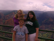 West Kids Waimea Canyon