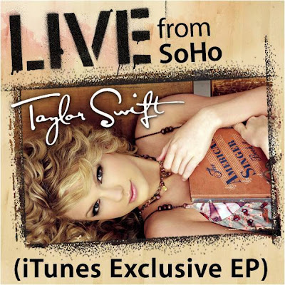 Taylor Swift Live on T  L  Charger Taylor Swift   Live From Soho  2008  Ep
