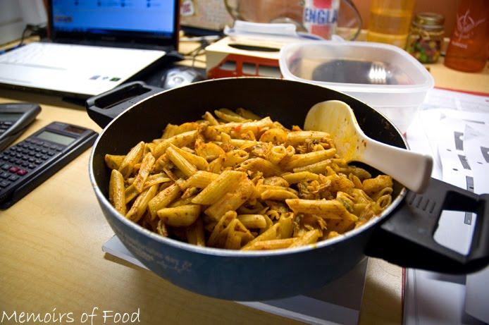 laksa paste. stir-fry with laksa paste!