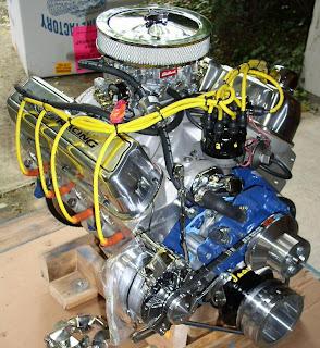 motor v8 ford