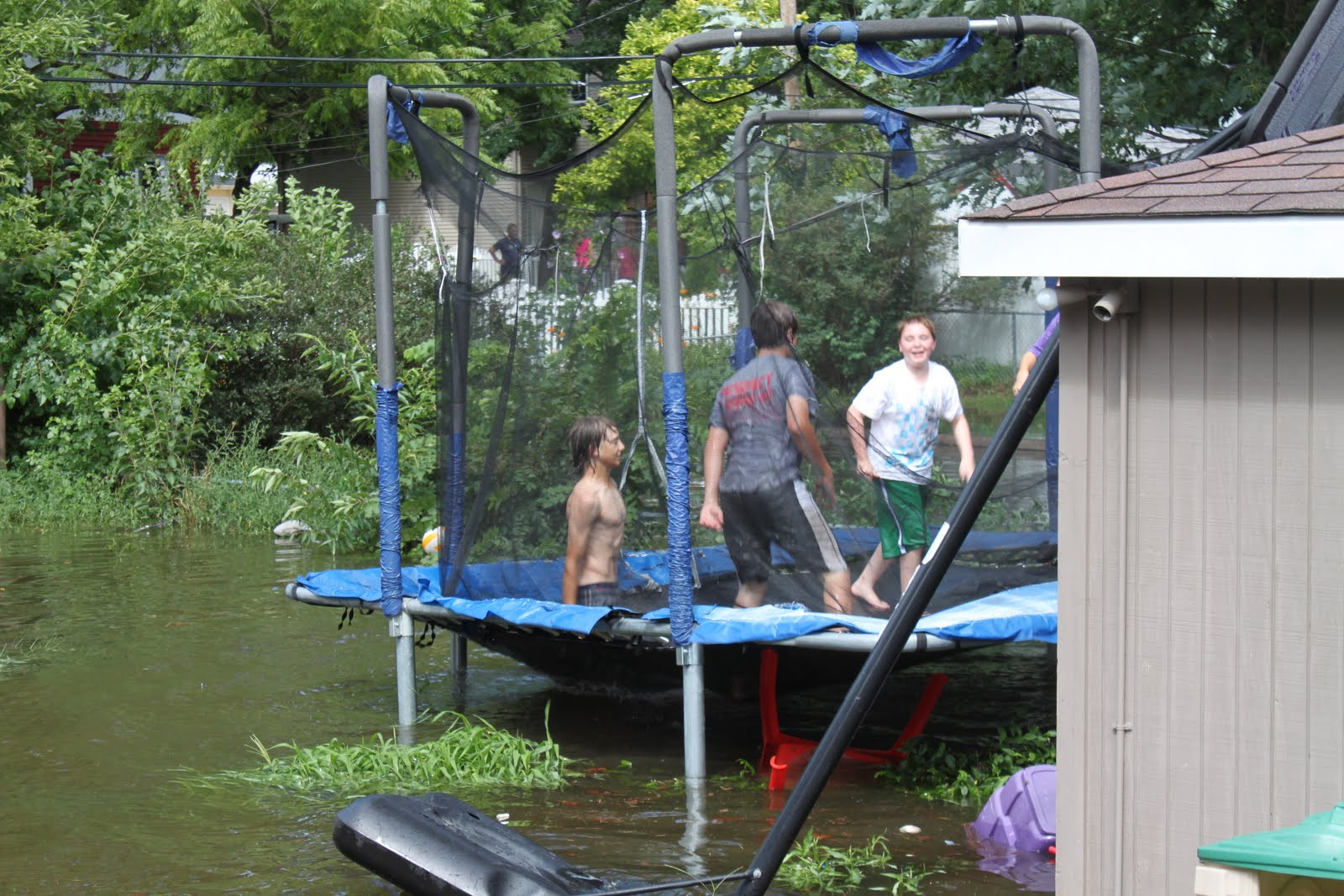 my three sons july 2010