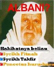 AWASI AJARAN AL-ALBANI