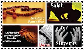 Obras para Ramadán