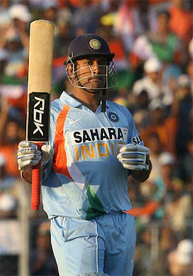 Ms Dhoni making another century ton wallpapers