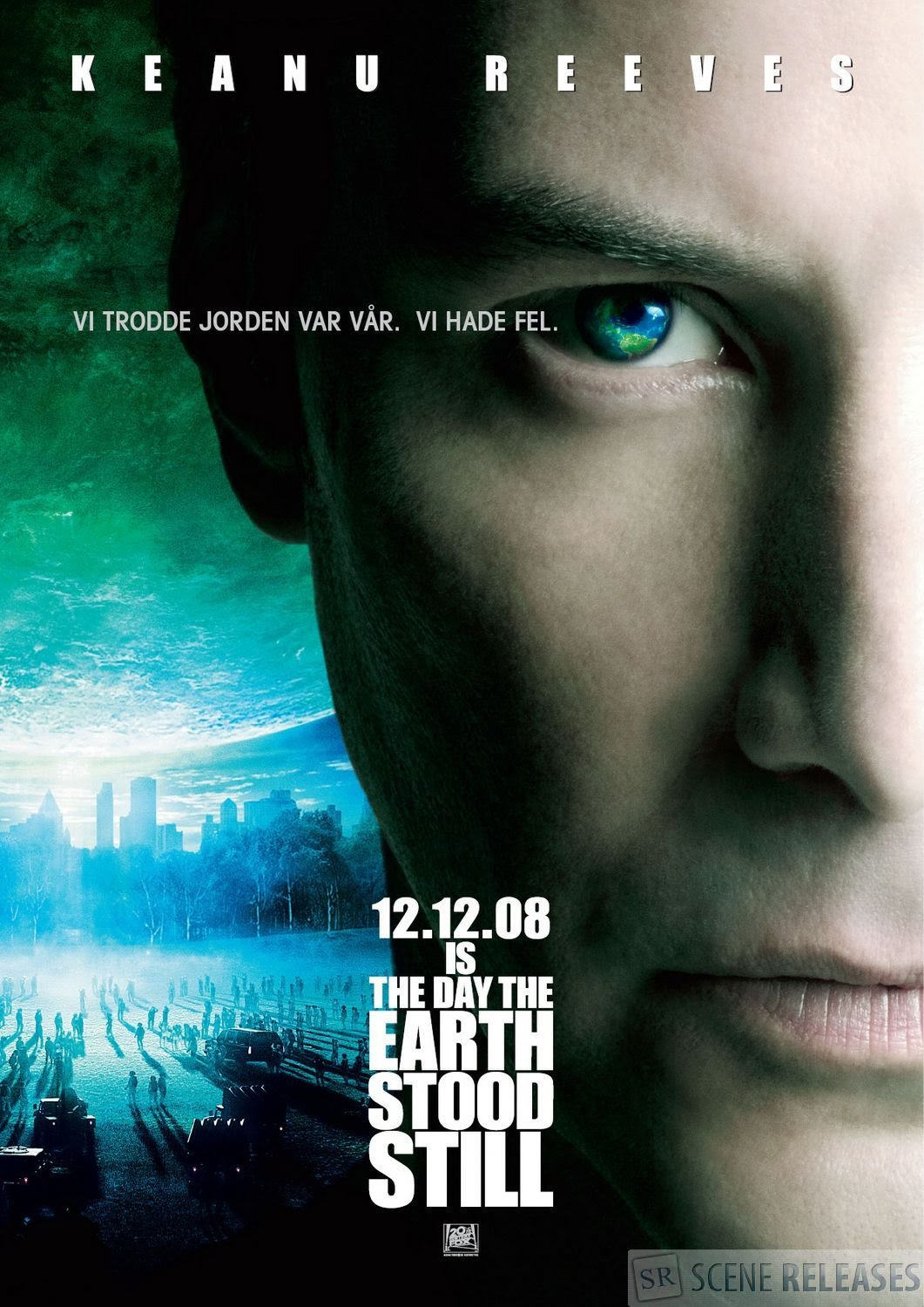 movies quot the day the earth stood still 2008