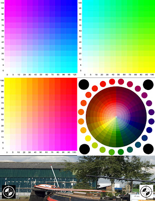 Lightbender Gum Bichromate Test Prints