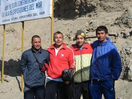 Selección Chilena de Caza Submarina 2007-2008