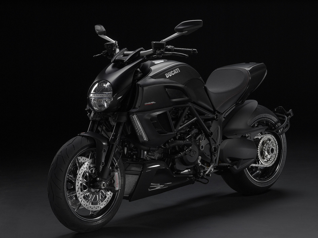 Visual Gratification Ducati Unleashes The Diavel