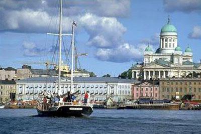 Хельсинки, день рождения Хельсинки, 459 годовщина со дня рождения Хельсинки, торговая площадь и порт Хельсинки, Хельсинки с высоты птичьего полета, неделя Хельсинки