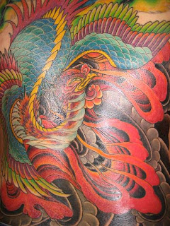 The Phoenix Tattoo 3
