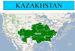 Kazakhstan is big...very big
