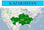 Kazakhstan is big...very big