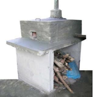 Energ a para cocinar estufas ecol gicas for Estufas de lena para cocinar