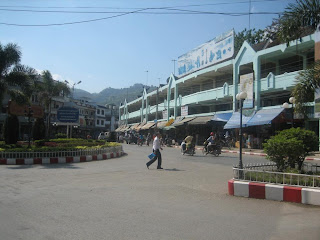 border city myanmar