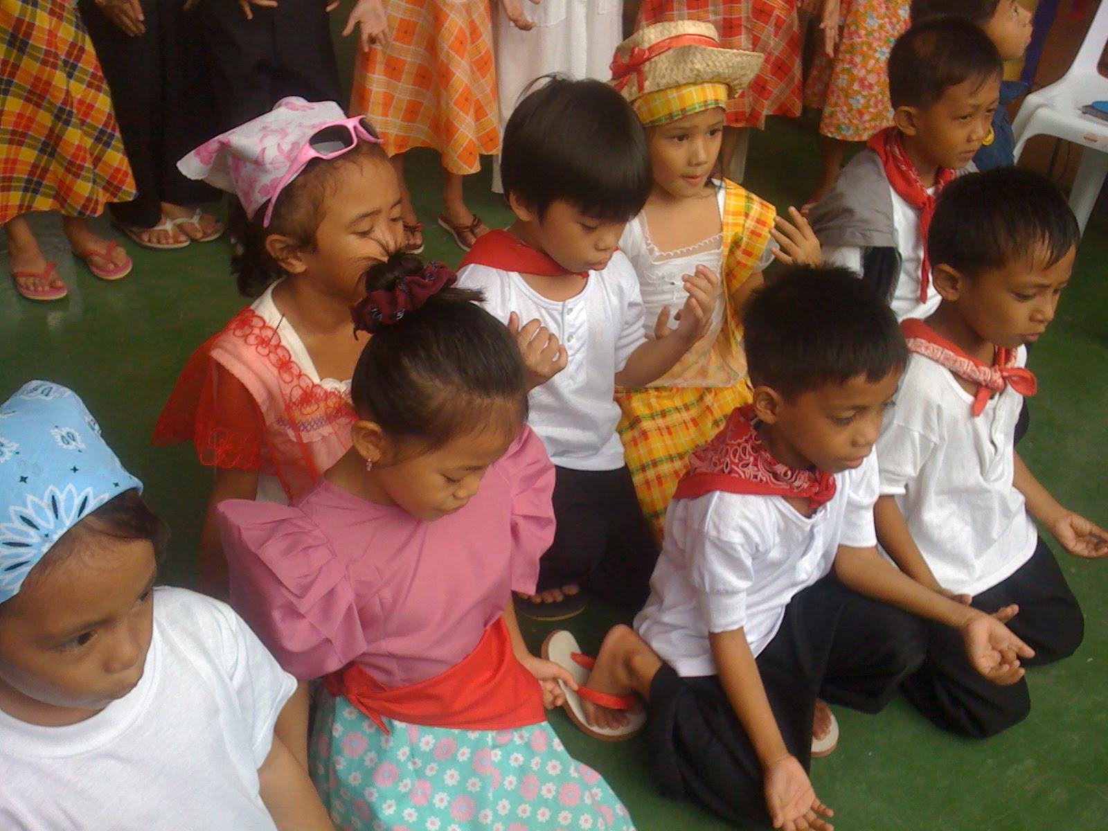 sample program for buwan ng wika launching