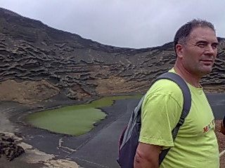 LAGO VERDE LANZAROTE