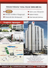 Apartemen Disewakan