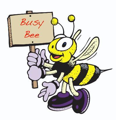 busy bee tableau