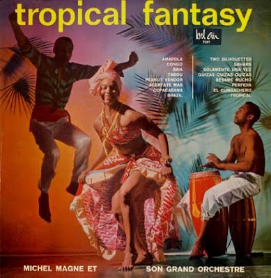 MICHEL MAGNE - TROPICAL FANTASY (1962)