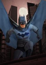Batman por Guillermo Capacés