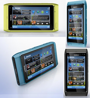 Nokia N8 01a A Closer look at Nokia N8 expected Features and Specification