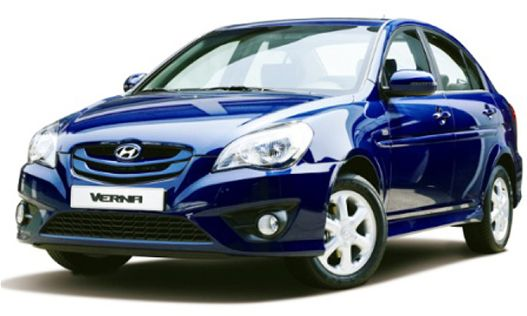 Hyundai Verna Transform Will Available In Six Different Colours Crystal WhiteStone BlackSleek SilverBlushing RedDeep Ocean BlueChampagne GoldThis Car