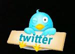 Agora você me encontra no Twitter