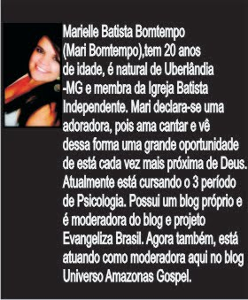 Moderadora do Blog