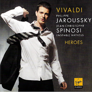 Héroes. Philippe Jaroussky