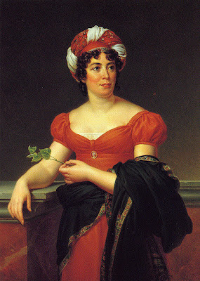 Madame de Staël, por Gérard