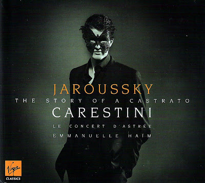 Carestini. Philippe Jaroussky