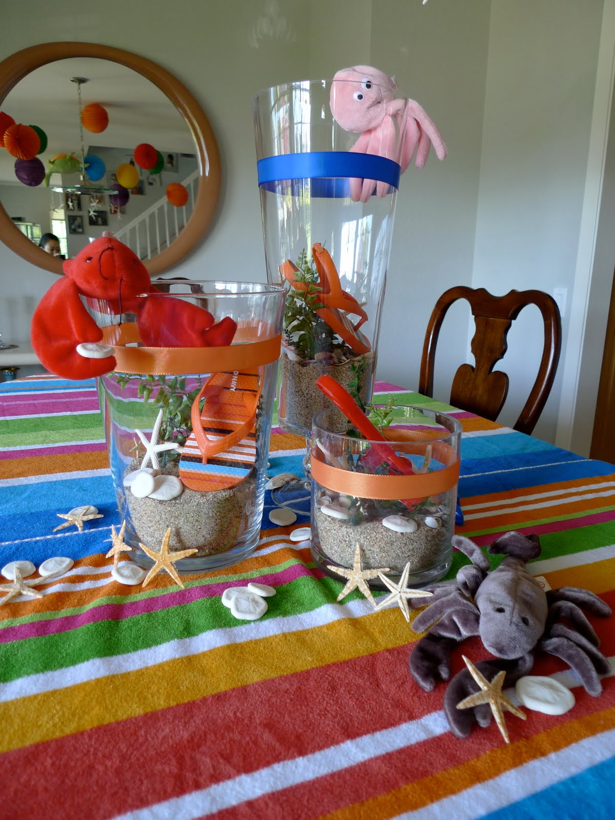 sugar spice beach baby shower