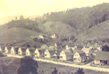 - Casas populares da E.I.Garcia