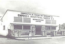 - Antiga Cooperativa E.I.Garcia