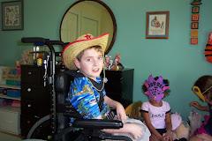 Robert at age 10