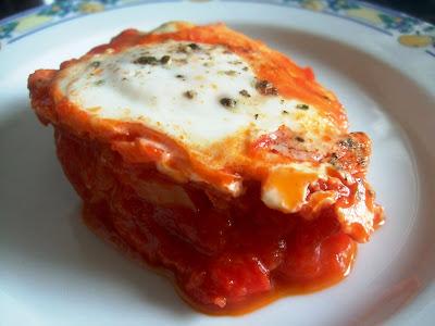 Articole culinare : Menemen, spaghete cu scoici si pistou, bulgari din nuca de cocos