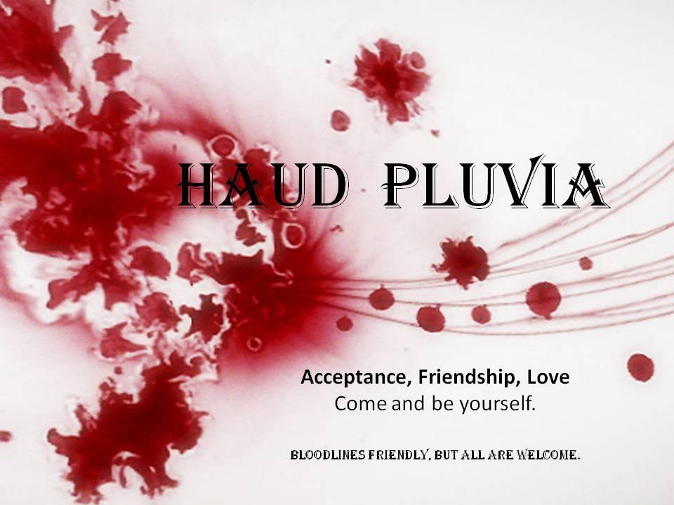 Haud Pluvia Herald