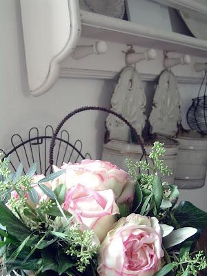 white living peonies. Black Bedroom Furniture Sets. Home Design Ideas