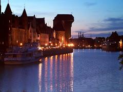 Gdańsk, Żuraw nad Motławą