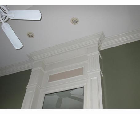 Superb ... Making The Viewer More Aware Of The Ceiling. This Is What Iu0027m Most  Afraid Of In The Dining Room As Iu0027m Planning To Paint The Walls A Fairly  Dark Color.