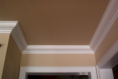 But then there\u0027s something fun about a ceiling painted either a different shade then the walls or a completely different color then the walls. & J\u0026K Homestead: The Ceiling: White vs. Color