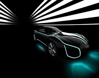 Audi D7 Concept!