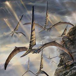 Pterosauři