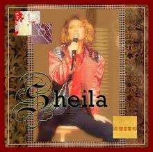Sheila et la scène