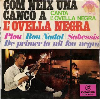 JORDI PREZ - Com neix una can a L'Ovella Negra (1967)