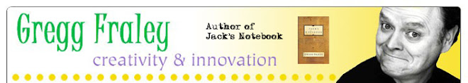Gregg Fraley, Author of Jack's Notebook